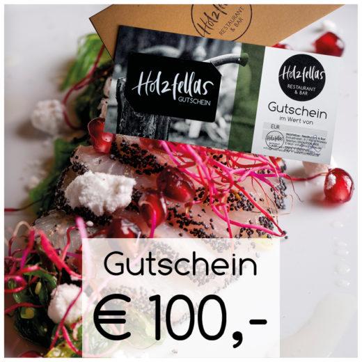 100Euro Gutschein