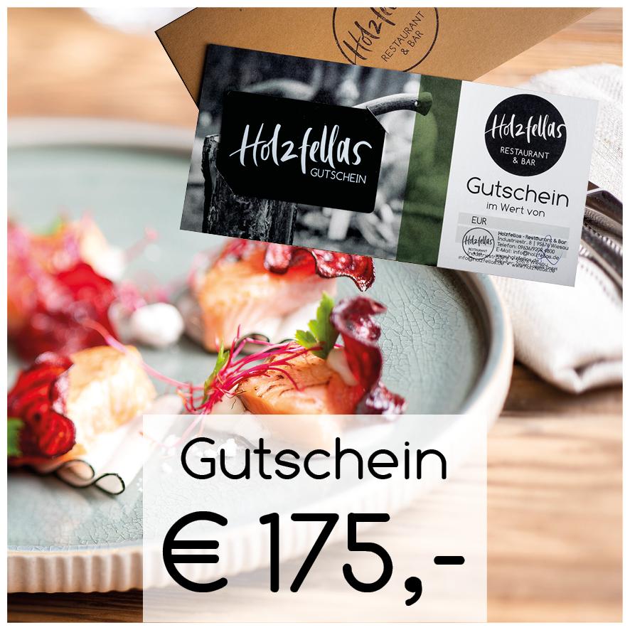 175Euro Gutschein