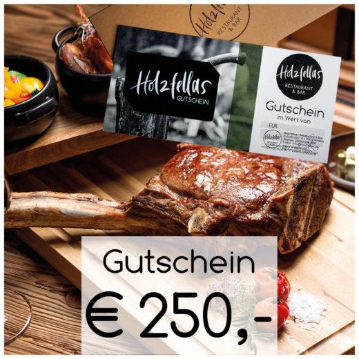 250Euro Gutschein